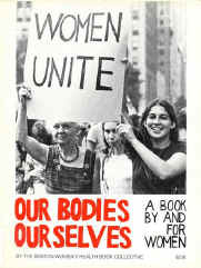 Our Bodies, Ourselves cover (1973)