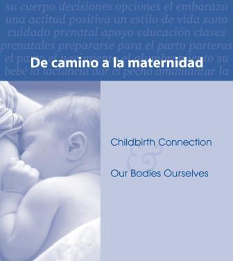 De camino a la maternidad