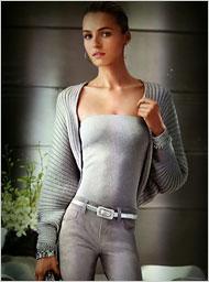 Ralph Lauren digitally altered model