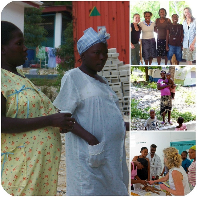 Circle of Health International - images from Haiti