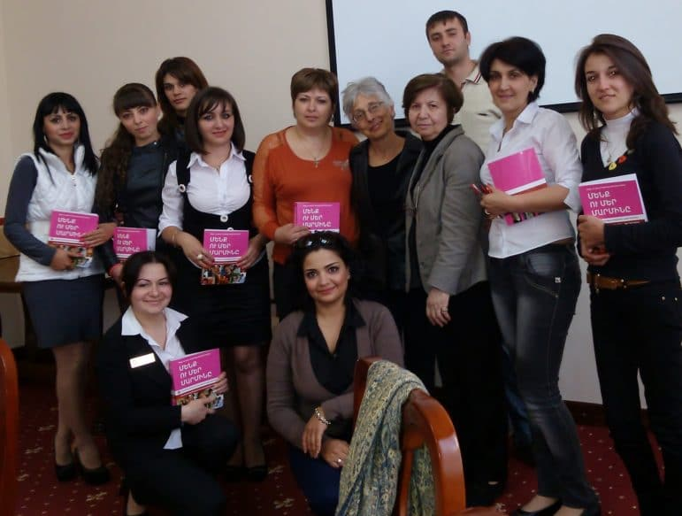 Dilijan Armenia workshop Oct 2013