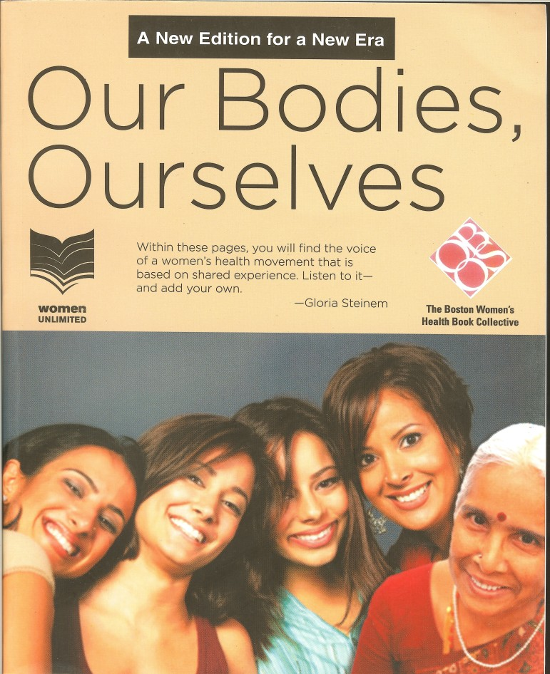"""Our Bodies, Ourselves"" cover (English-South Asia 2008)"