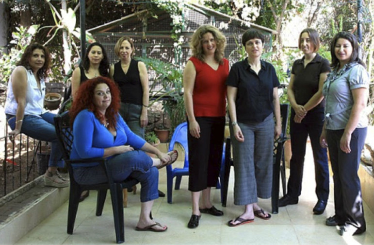 Women and Their Bodies staff and board of directors, 2011