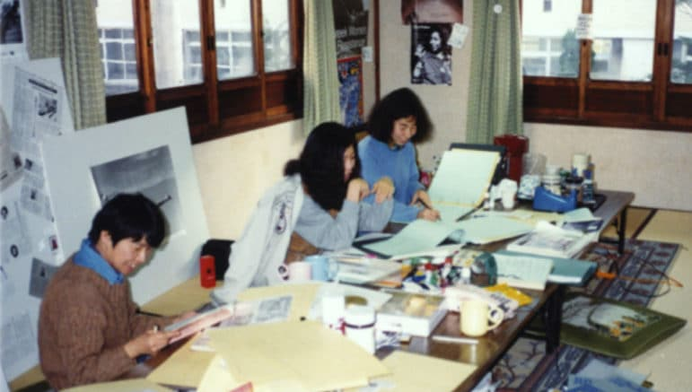Members of the editorial team and contributors to the 1988 Japanese adaptation