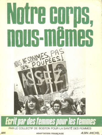 """Cover of """"Our Body, Ourselves"""" (French, 1977)"""