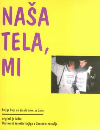 "Cover of ""Naša Tela, Mi"" (Serbia)"
