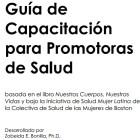 GuÌa de CapacitaciÛn para Promotoras de Salud (2002)