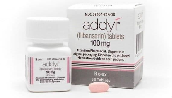 addyi prescription