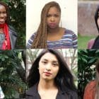 photos of women who have experienced street harassment