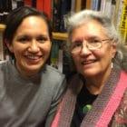 photo of Norma Swenson and Melanie Floyd