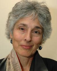 headshot of Judy Norsigian