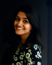 headshot of Mariya Patwa