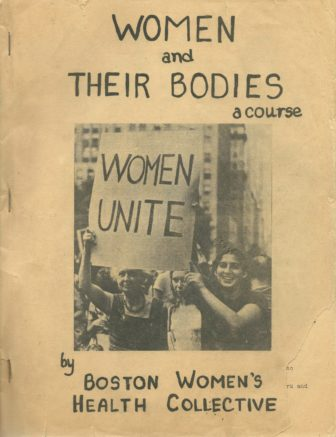 """cover of """"Women and Their Bodies,"""" the first edition of """"Our Bodies, Ourselves"""""""