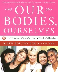 """cover of the 2005 edition of """"Our Bodies, Ourselves"""""""