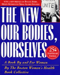 """Cover of the 1992 edition of """"Our Bodies, Ourselves"""""""