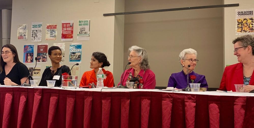Panel discussion at the 50th anniversary celebration of the first meeting of the OBOS founders, 5/10/19.