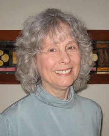 Pamela Berger headshot