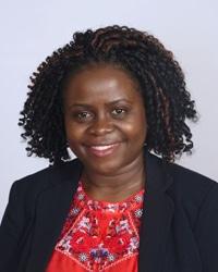 headshot of Diana Namumbejja Abwoye
