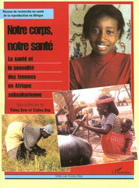 """Cover of the 2004 French adaptation of """"Our Bodies, Ourselves,"""" for French-speaking Africa"""