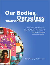 """Cover of """"Our Bodies, Ourselves Transformed Worldwide"""""""