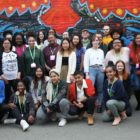 group shot of young reproductive justice advocates
