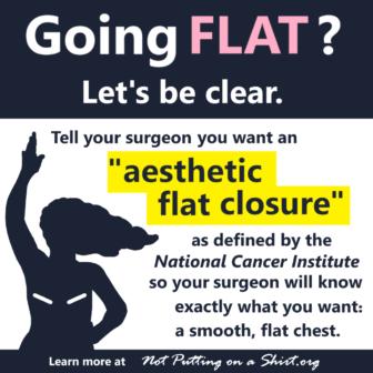 logo for aesthetic flat closure